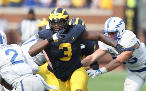 All of Michigan football's watch list players: From Gary to Patterson