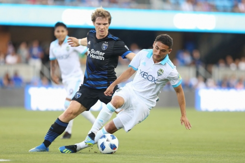 Sounders vs. Earthquakes: Highlights, stats and quotes