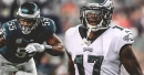 Alshon Jeffery, Brandon Graham placed on the Eagles' PUP list