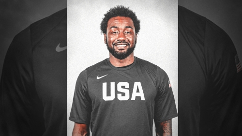 Wizards' John Wall told mom his Team USA photo looks like he's in jail