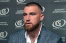 Travis Kelce knows only one way to play the game