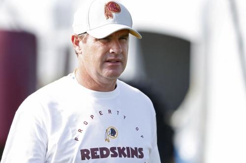 Redskins Training Camp 2018: Jay Gruden Presser