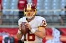 Redskins sign former Texas QB Colt McCoy to extension