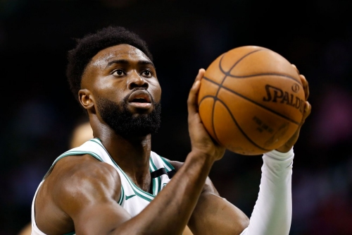 Magic number: Jaylen Brown and the free throw line