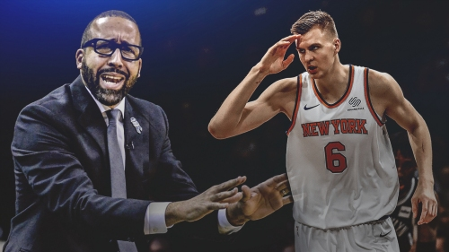 David Fizdale went on his Latvia trip to meet Kristaps Porzingis, establish relationship
