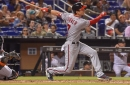 Washington Nationals' lineup for 2nd of 4 with Miami Marlins + Trea Turner has a big night...