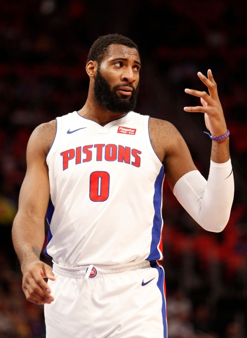 Andre Drummond pays tribute to fallen Detroit Police officer online