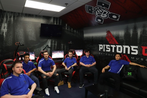 Detroit's best sports team? Pistons Gaming Team of the NBA 2K League
