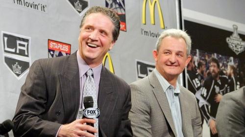 Did Dean Lombardi turn down the Canucks' President job?