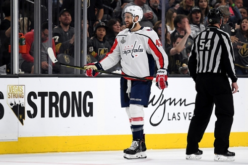 Washington Capitals Re-Sign Tom Wilson to Long-Term Deal
