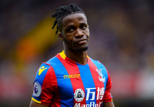 Wilfried Zaha speaks out on rumours he is set to quit Crystal Palace