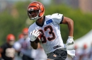 Tyler Boyd is making his presence felt at Bengals training camp