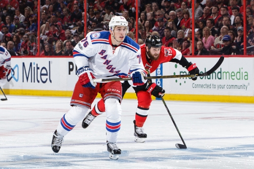 Brady Skjei Re-Signs with New York Rangers