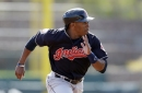 Greg Allen joins Cleveland Indians from Triple-A; Tyler Naquin expected to be place on DL