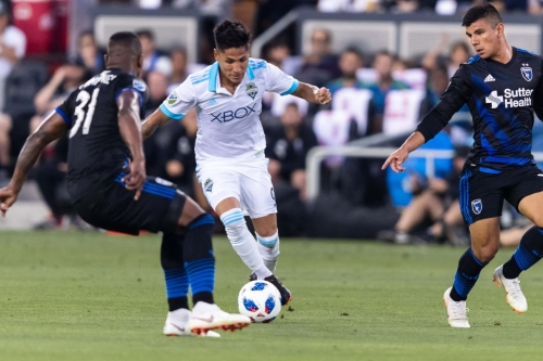 Realio's Ratings: Ruidiaz creates all the space he needs