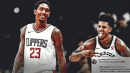 Clippers' Lou Williams agrees with and clowns Warriors' Nick Young