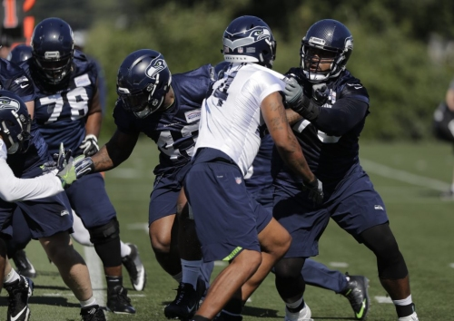 Seahawks, Duane Brown reach agreement on contract extension