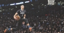Zach LaVine reminds people his dunk contest dunk was easy