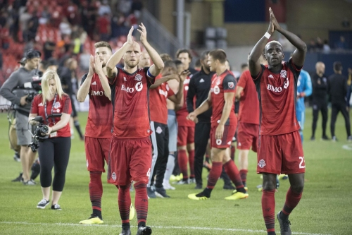 Rate the Reds: Toronto FC 3-0 Chicago Fire