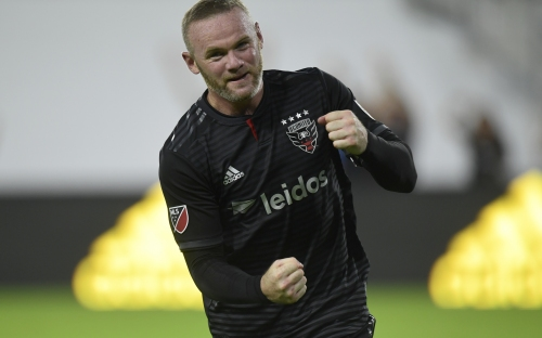 Wayne Rooney scores first MLS goal, DC United beats Rapids