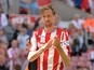 Report: Stoke City striker Peter Crouch on Burnley radar