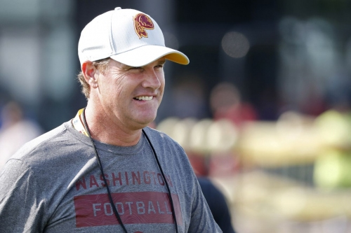 Jay Gruden Redskins Training Camp Presser: