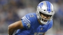Lions WR Golden Tate says he will 'honor' five-year contract he signed