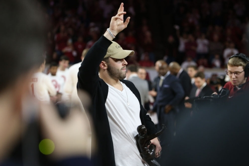 Oklahoma football: New Baker Mayfield documentary series 'All the Way Up' begins on FOX