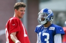 Giants training camp 2018: Sights and sounds from Sunday's practice