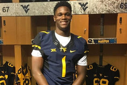 Take Me Home '19: Top In-State Target Amir Richardson Joins Mountaineers