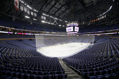 When Will KeyBank Center Get a Facelift?
