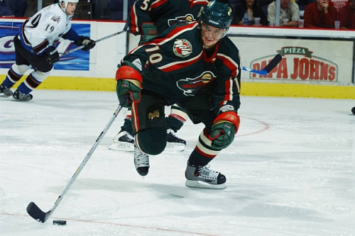 Franchise Best: Minnesota Wild 2002-03 Season