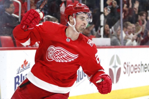 Is Dylan Larkin the 'Real Deal?'