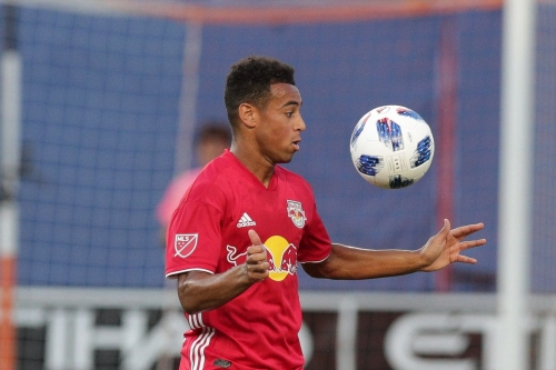Tyler Adams becomes an All-Star
