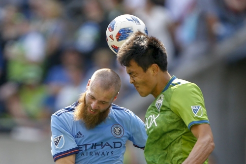 Sounders vs. NYCFC: Highlights, stats and quotes