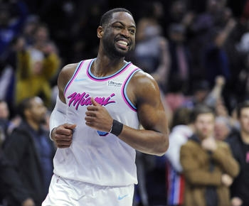 Dwyane Wade still not saying if he will play a 16th season