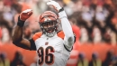 Bengals DE Carlos Dunlap 'would love' to get a new deal done with Cincinnati
