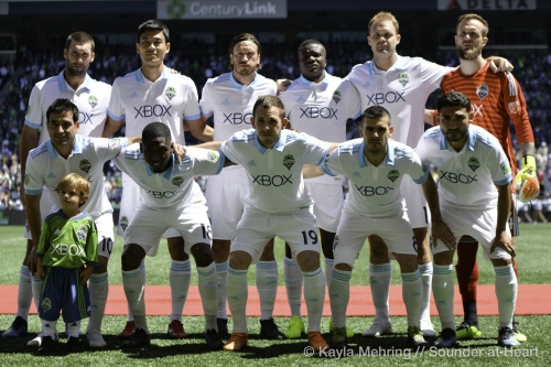 Seattle Sounders vs. New York City FC: community player ratings form
