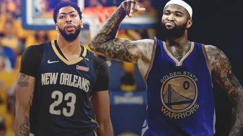 Pelicans news: Anthony Davis calls DeMarcus Cousins 'the enemy' after joining Warriors