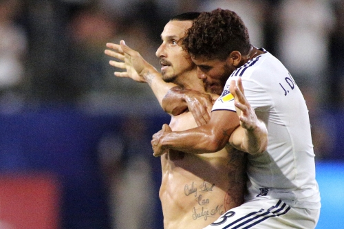 LA Galaxy star Zlatan Ibrahimovic sitting out Colorado Rapids and MLS all-star games