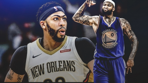 Despite losing DeMarcus Cousins, Anthony Davis likes the direction of the franchise