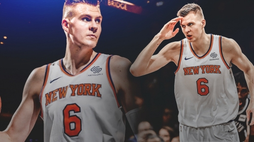 Knicks news: Kristaps Porzingis aware of New York's moves despite recovery from ACL surgery