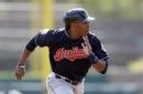 Cleveland Indians activate outfielder Greg Allen; option RHP Adam Plutko to Triple-A