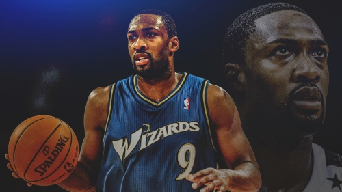 Gilbert Arenas made nearly $63 million while playing in 17 games from 2012-14