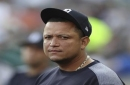 Miguel Cabrera trying to stay upbeat about recovery