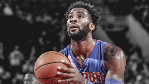 Andre Drummond to add 3-point shot to existing repertoire