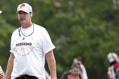Jay Gruden Redskins Presser: Kyshoen Jarrett will be an unbelievable coach