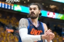 Steven Adams has a great story about Gregg Popovich's ... hair?