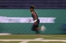 Keep an eye on UDFA running back Justin Crawford and more Falcons notes