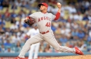"""Report: Angels relievers Blake Parker and Jose Alvarez drawing """"serious interest"""""""